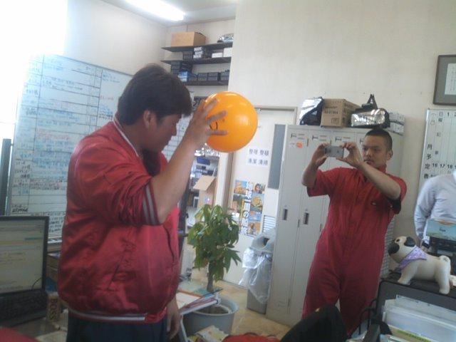 ランクルトミー札幌店(^o^)朝礼&Good&NEW_b0127002_856125.jpg