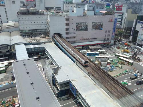 渋谷ヒカリエ初体験、d47食堂にてビジネスランチ_e0123104_7103591.jpg