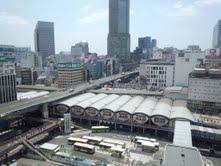 渋谷ヒカリエ初体験、d47食堂にてビジネスランチ_e0123104_7111885.jpg