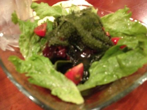 産業医の研究会のあと レストラン OKINAWA_a0194908_021120.jpg