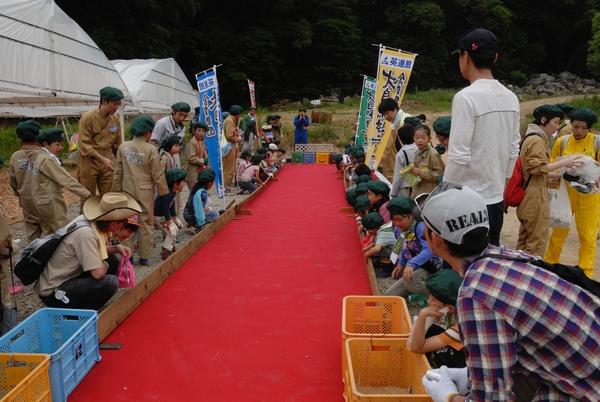 キッズレンジャーINぶどうの樹 大自然塾6月_f0224320_115393.jpg