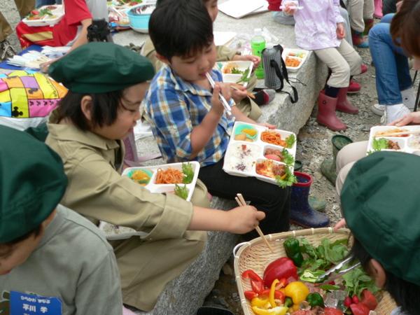 キッズレンジャーINぶどうの樹 大自然塾6月_f0224320_1202266.jpg
