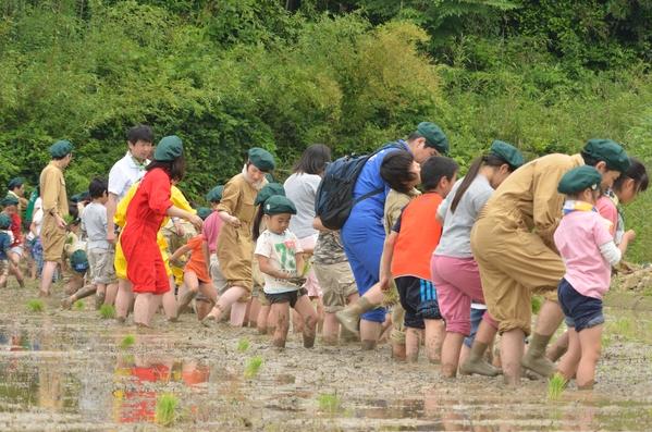 キッズレンジャーINぶどうの樹 大自然塾6月_f0224320_1265253.jpg