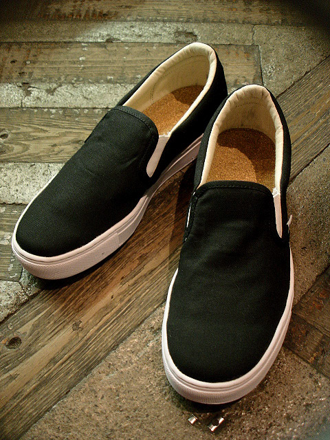 "NEW : ALIFE ""SLIP-ON\"" CANVAS / 3 colors !!_a0132147_2381354.jpg"