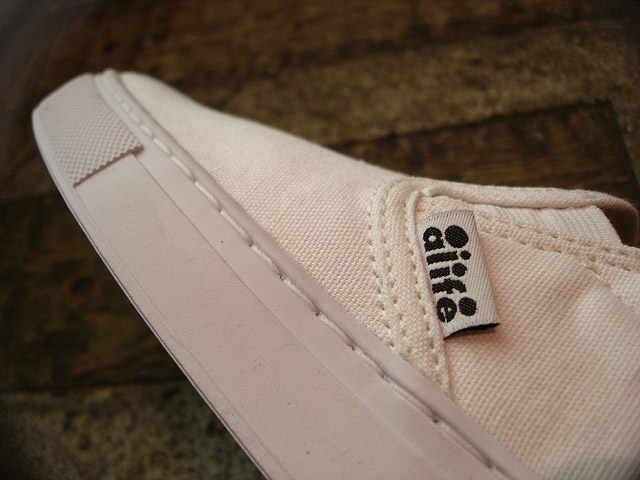 "NEW : ALIFE ""SLIP-ON\"" CANVAS / 3 colors !!_a0132147_2393173.jpg"