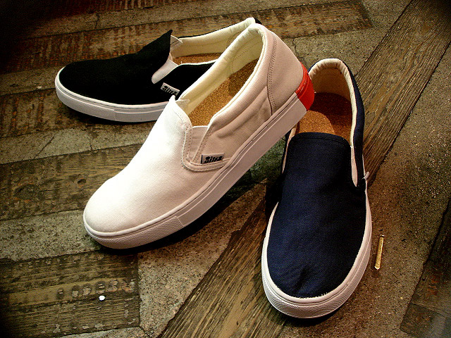 "NEW : ALIFE ""SLIP-ON\"" CANVAS / 3 colors !!_a0132147_2394522.jpg"