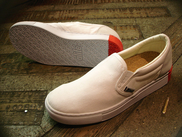 "NEW : ALIFE ""SLIP-ON\"" CANVAS / 3 colors !!_a0132147_2394656.jpg"