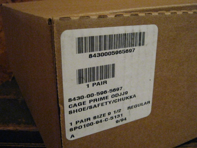 CRADDOCK-TERRY U.S NAVY  SAFETY CHUKKA BOOTS_b0121563_15522087.jpg