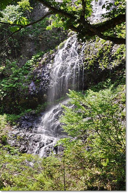 糸魚川市・・・不動滝いこいの里_b0053765_21591648.jpg