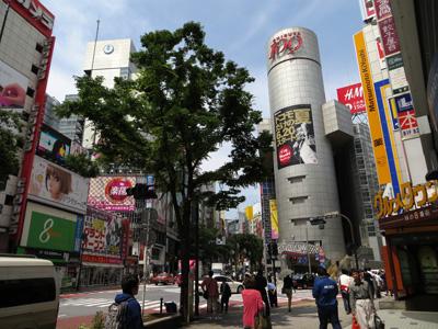 6月15日(金)今日の渋谷109前交差点_b0056983_1114241.jpg