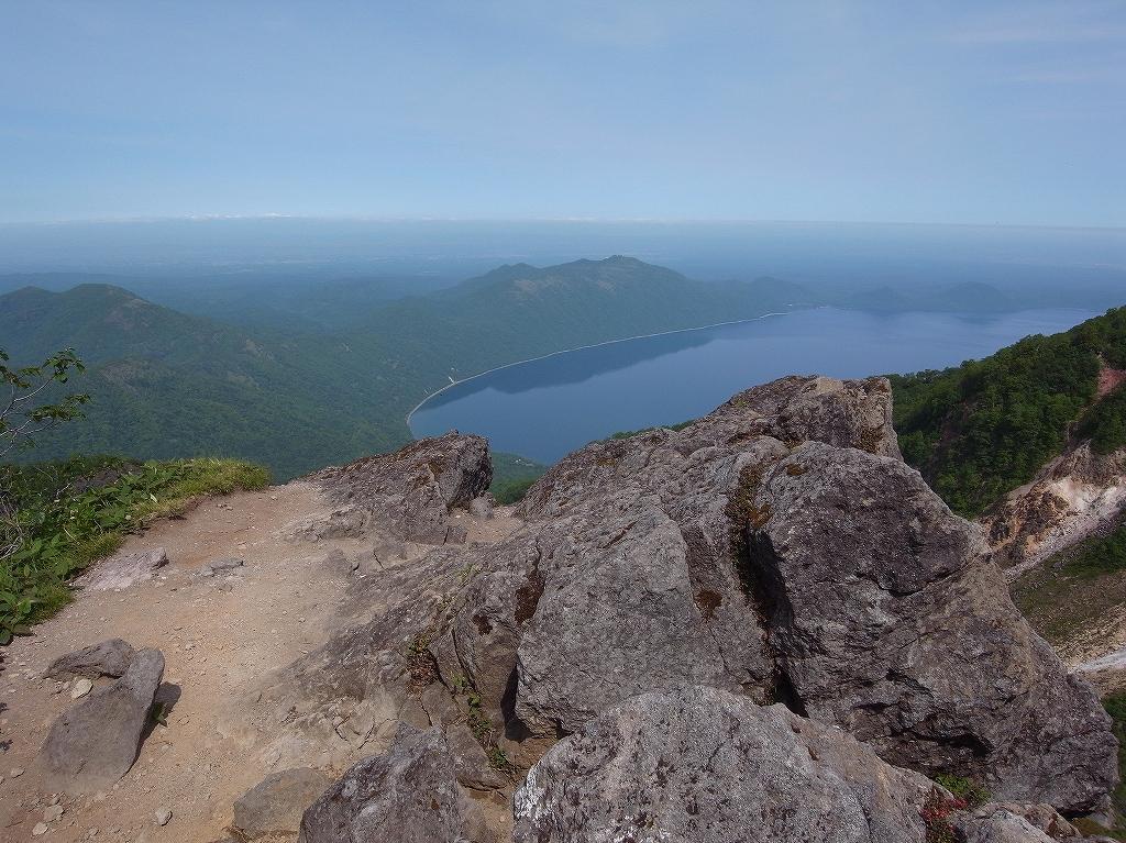 6月15日、恵庭岳体力測定登山-その1-_f0138096_18513217.jpg