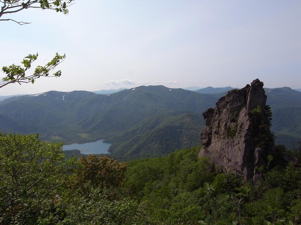 6月15日、恵庭岳体力測定登山-その1-_f0138096_18515887.jpg