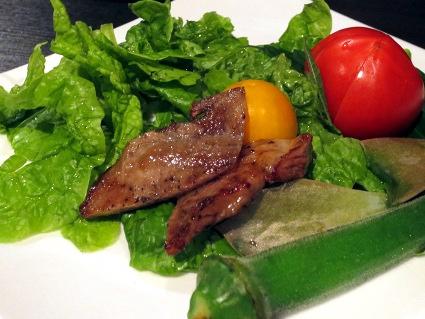 なか川 @new open!北新地の肉料理店_b0118001_23102941.jpg