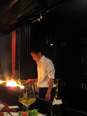 なか川 @new open!北新地の肉料理店_b0118001_2310384.jpg