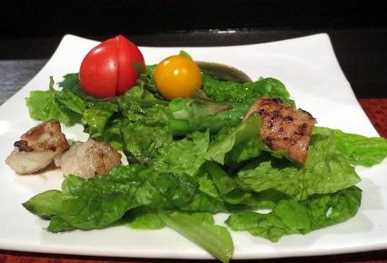 なか川 @new open!北新地の肉料理店_b0118001_23112245.jpg