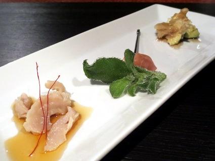 なか川 @new open!北新地の肉料理店_b0118001_2382777.jpg