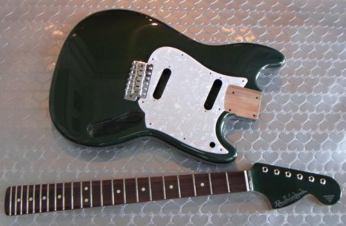 「Ever Green MetallicのPsychelone」の塗装が完了!_e0053731_1892934.jpg