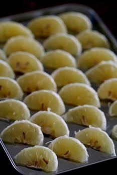 お弁当にいれる果物の冷凍保存 3かんきつ類の冷凍保存_b0048834_9533492.jpg