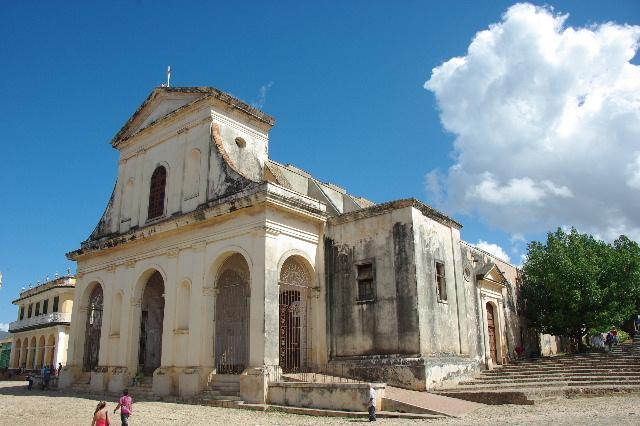 キューバ (34) 世界遺産トリニダー旧市街を歩く_c0011649_8594256.jpg