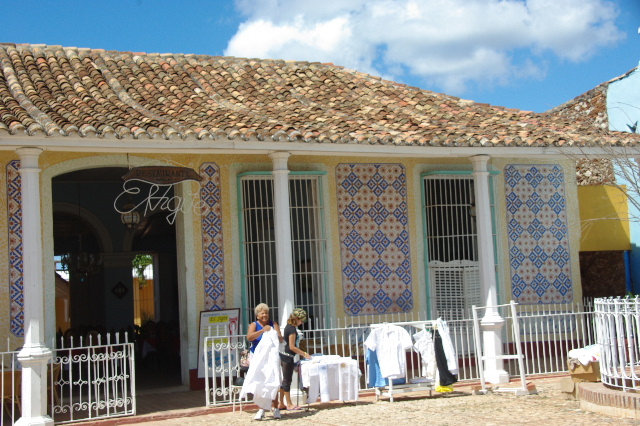 キューバ (34) 世界遺産トリニダー旧市街を歩く_c0011649_9125053.jpg