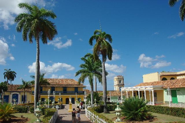 キューバ (34) 世界遺産トリニダー旧市街を歩く_c0011649_94472.jpg