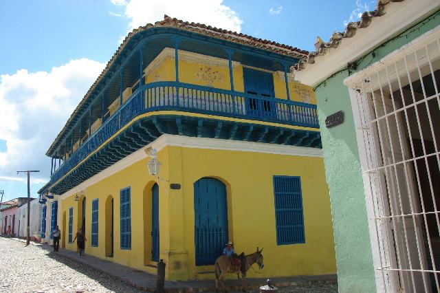 キューバ (34) 世界遺産トリニダー旧市街を歩く_c0011649_962717.jpg