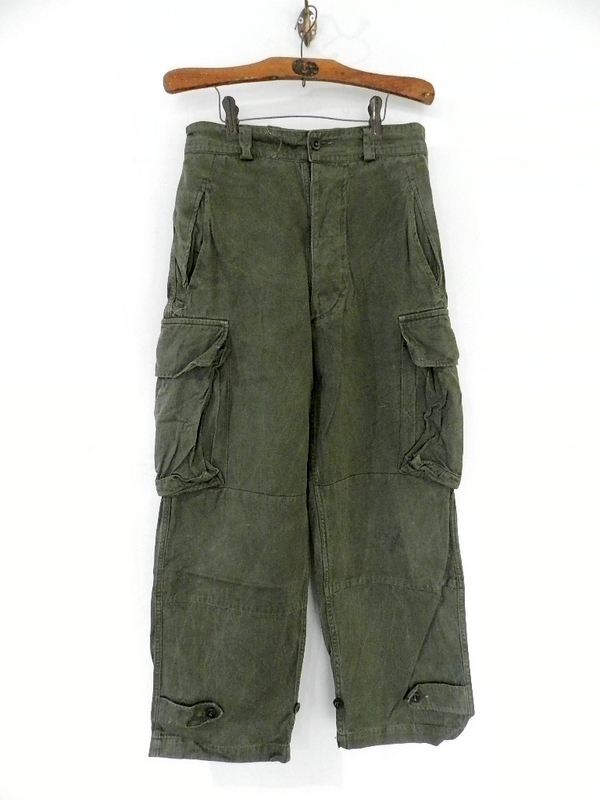 French army M47 pants dead stock_f0226051_12203033.jpg