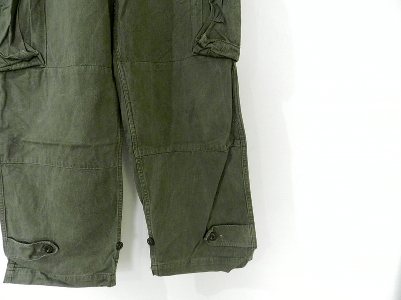French army M47 pants dead stock_f0226051_12222373.jpg