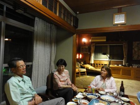 みさき里山クラブ有志で飲み会 in [仁べ]   by (TATE-misaki)_c0108460_13475657.jpg