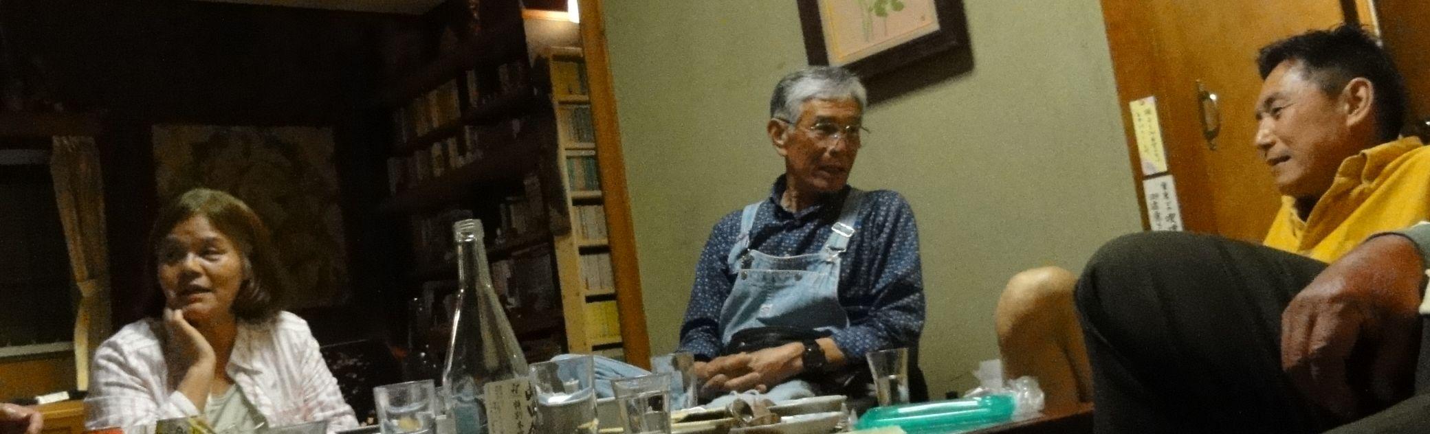 みさき里山クラブ有志で飲み会 in [仁べ]   by (TATE-misaki)_c0108460_13494753.jpg