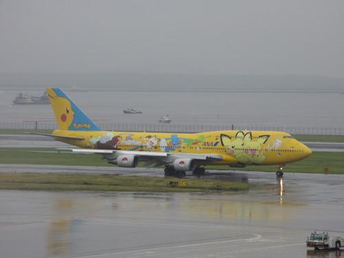 ANA B787-8 羽田空港_d0202264_2312355.jpg