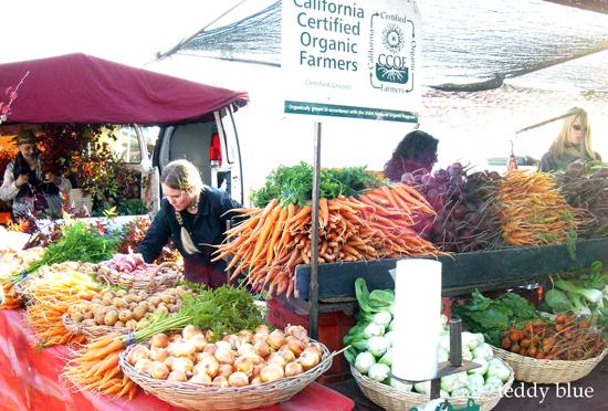 san francisco farmers market  S.F. ファーマーズマーケット_e0253364_11481517.jpg