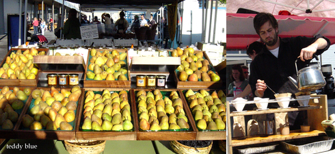 san francisco farmers market  S.F. ファーマーズマーケット_e0253364_121104.jpg