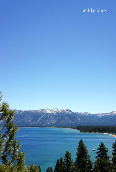 lake tahoe blue  レイクタホ ブルー_e0253364_17254213.jpg