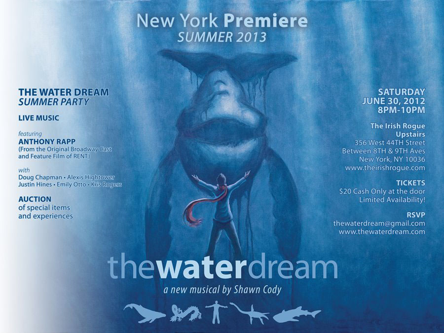 「The Water Dream」はいつからなのか・・・ @thewaterdream_d0154984_17573358.jpg