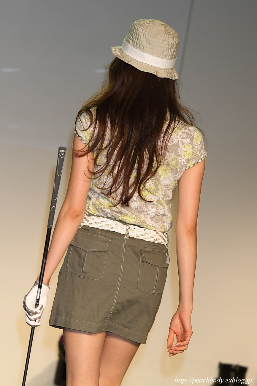 EVEN×RAKUEN GOLF Style Collection 2012 STAGE-C その7_c0215885_20412269.jpg