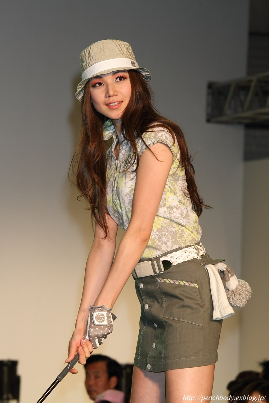 EVEN×RAKUEN GOLF Style Collection 2012 STAGE-C その7_c0215885_2041337.jpg