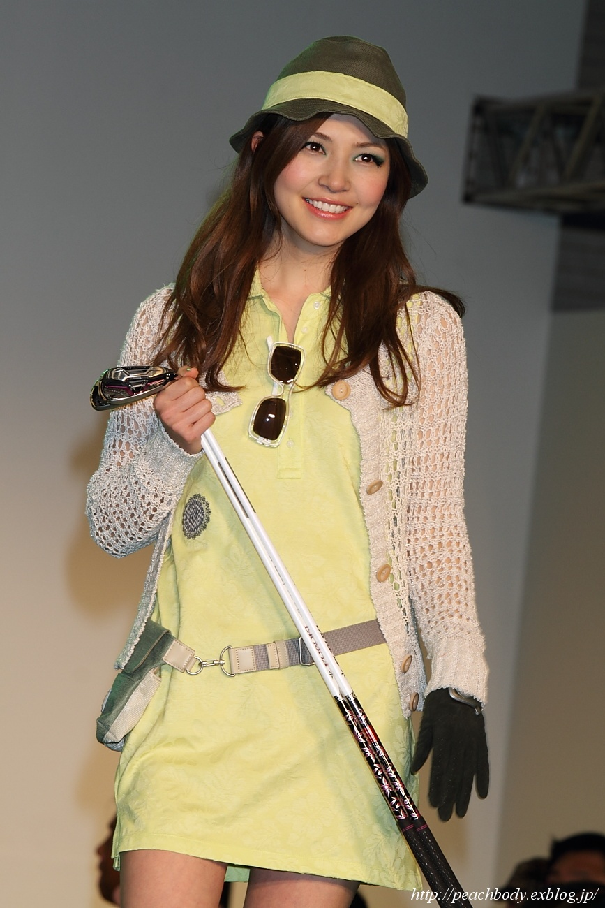 EVEN×RAKUEN GOLF Style Collection 2012 STAGE-C その7_c0215885_20414482.jpg