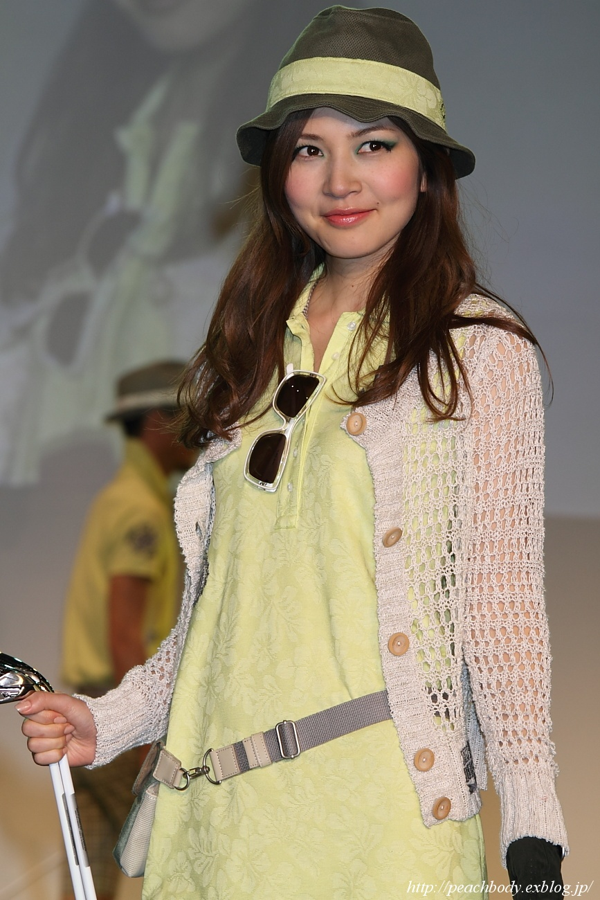 EVEN×RAKUEN GOLF Style Collection 2012 STAGE-C その7_c0215885_20421677.jpg