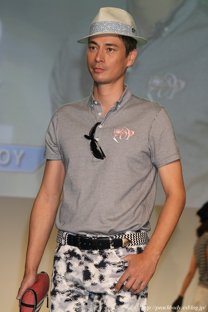 EVEN×RAKUEN GOLF Style Collection 2012 STAGE-C その7_c0215885_20423390.jpg