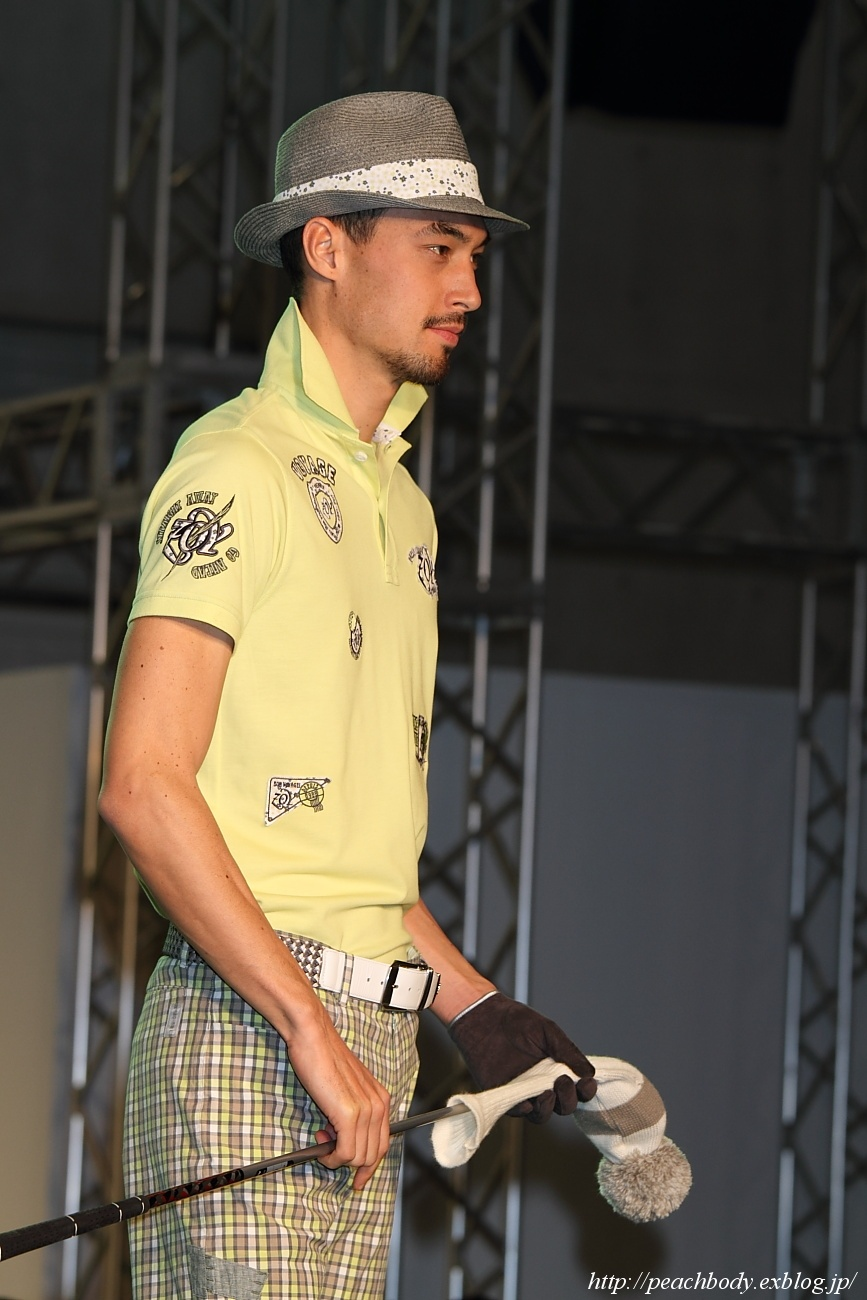 EVEN×RAKUEN GOLF Style Collection 2012 STAGE-C その7_c0215885_2042445.jpg