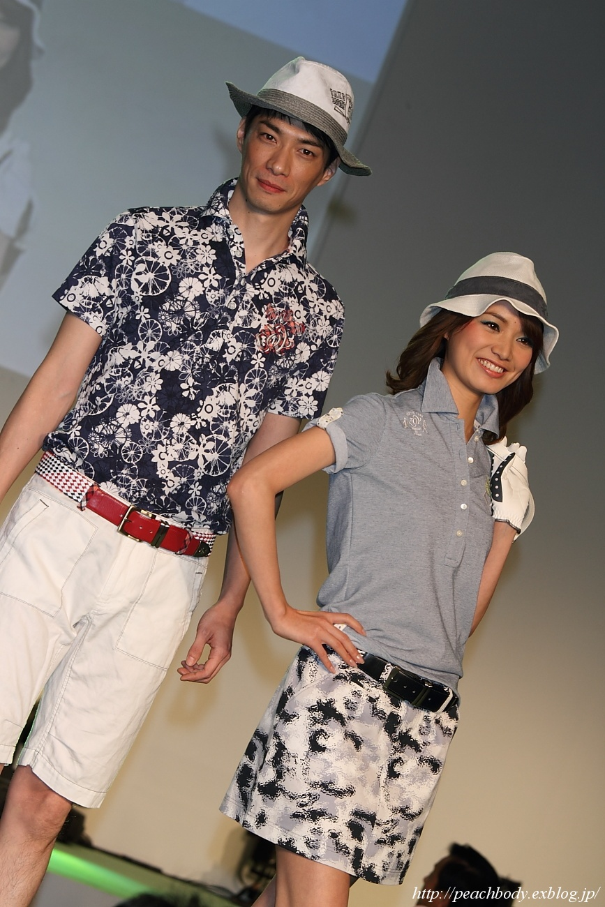 EVEN×RAKUEN GOLF Style Collection 2012 STAGE-C その7_c0215885_20435340.jpg
