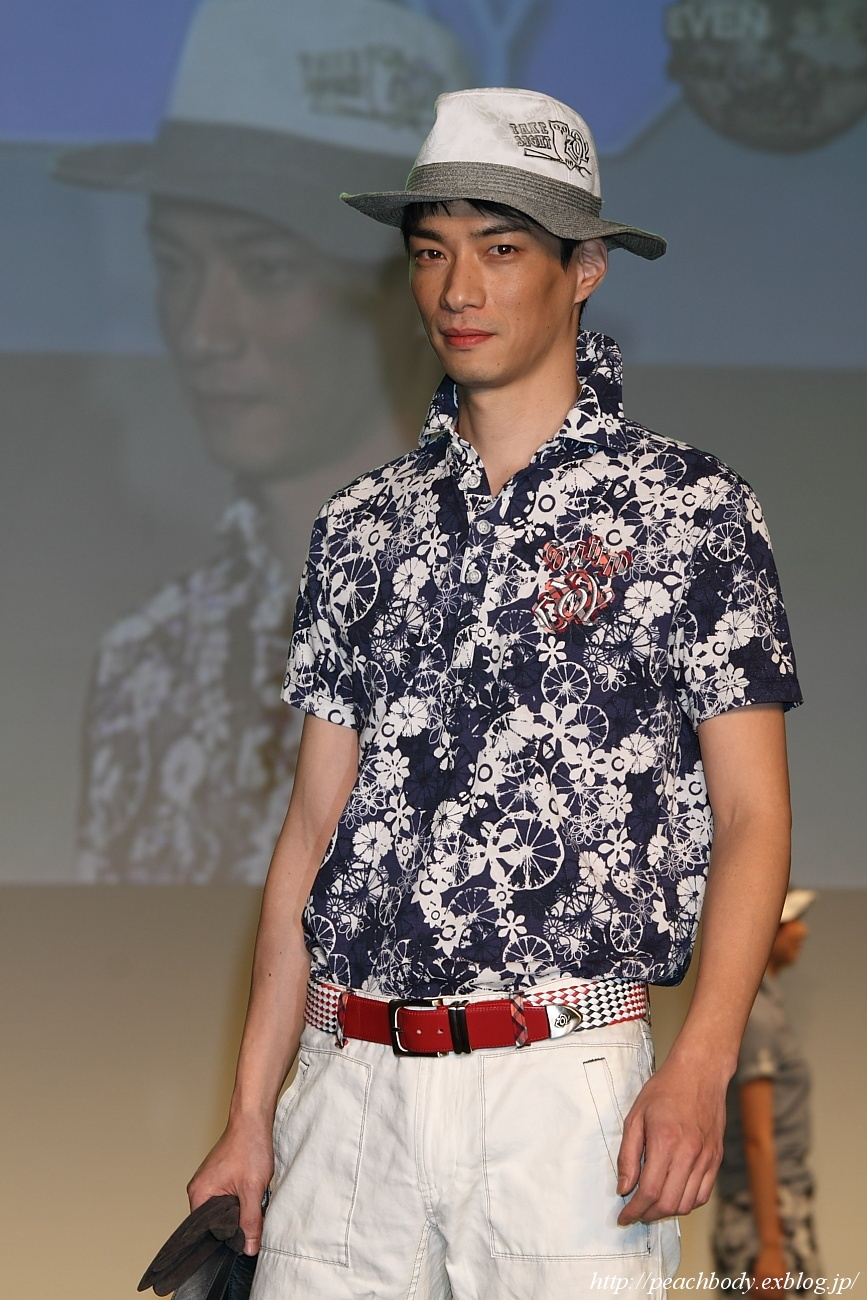EVEN×RAKUEN GOLF Style Collection 2012 STAGE-C その7_c0215885_2044074.jpg