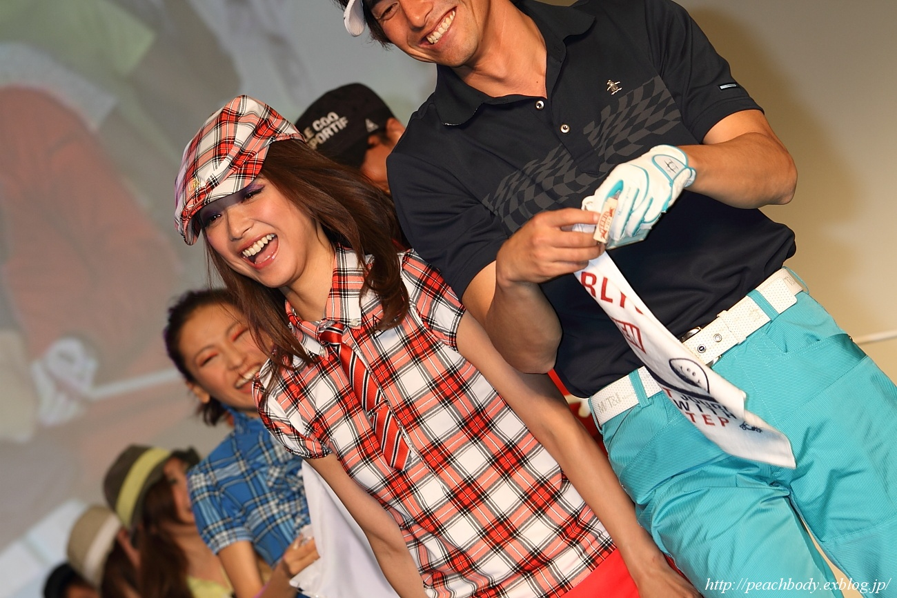 EVEN×RAKUEN GOLF Style Collection 2012 STAGE-C その7_c0215885_20441853.jpg