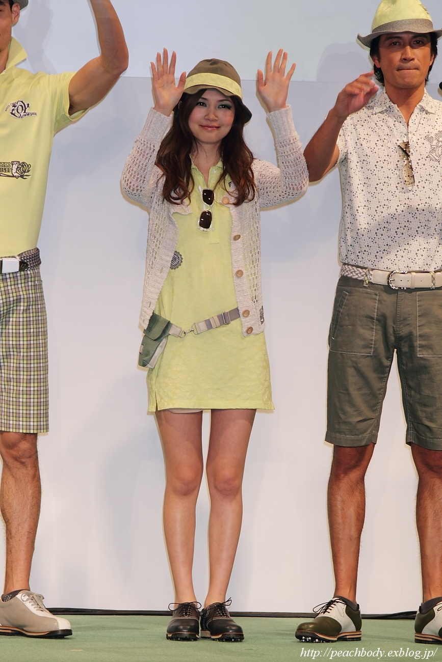EVEN×RAKUEN GOLF Style Collection 2012 STAGE-C その7_c0215885_20465626.jpg