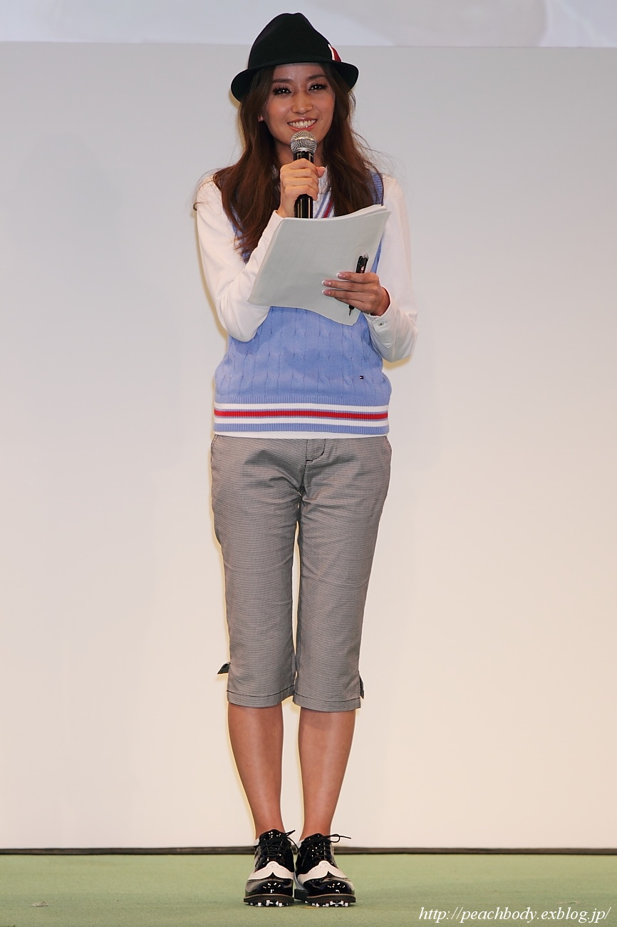 EVEN×RAKUEN GOLF Style Collection 2012 STAGE-C その7_c0215885_2047219.jpg