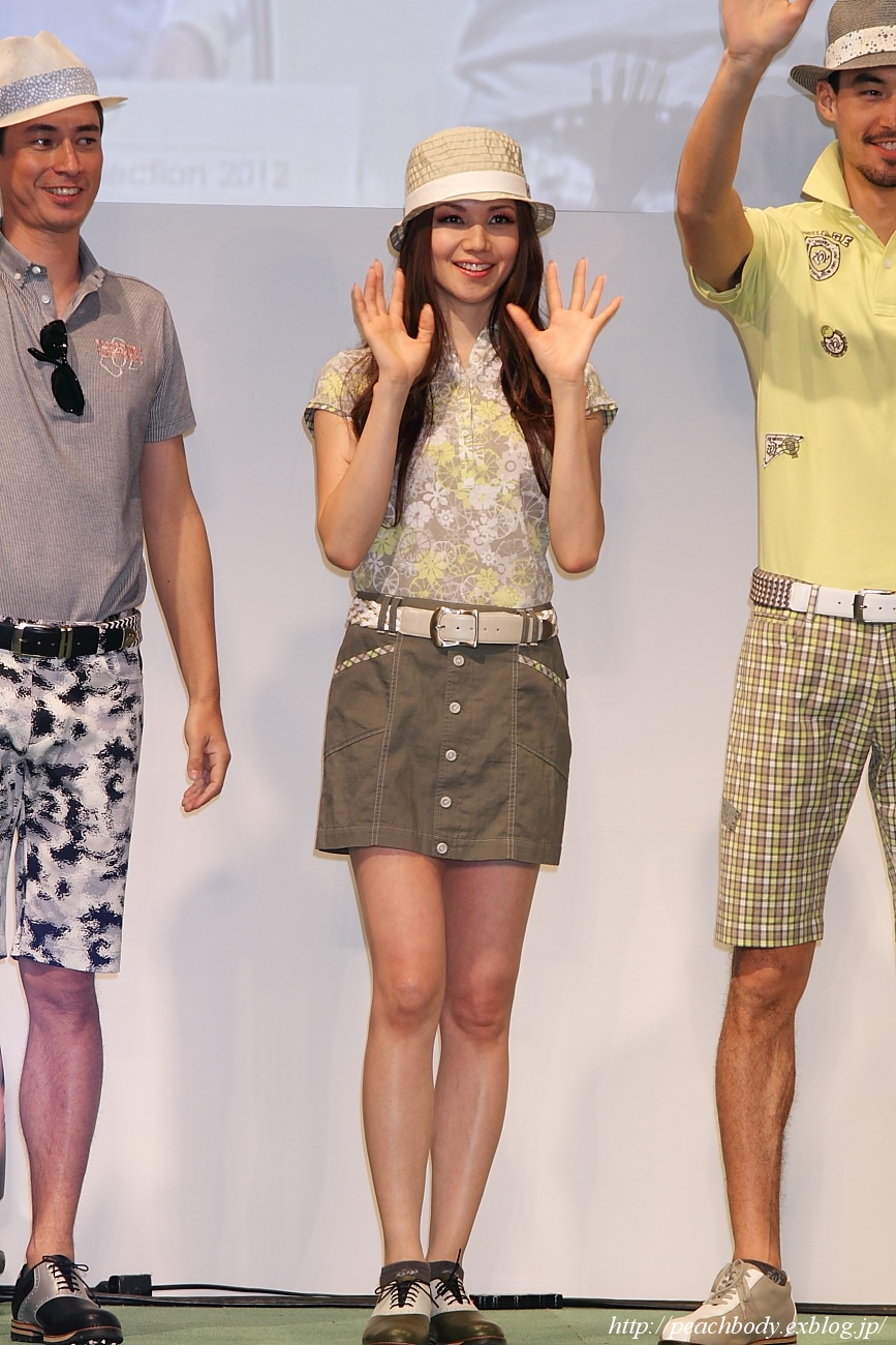 EVEN×RAKUEN GOLF Style Collection 2012 STAGE-C その7_c0215885_2047484.jpg