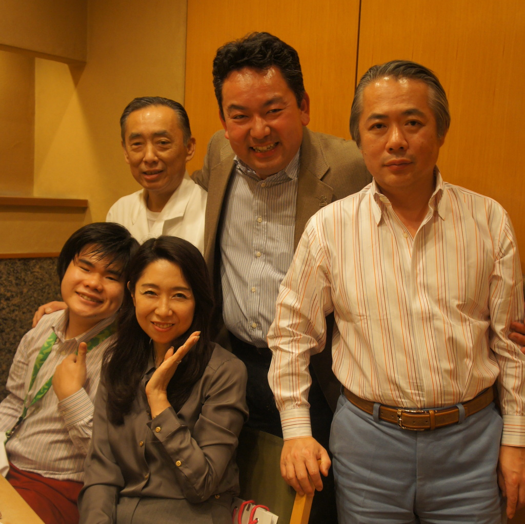 JapanDiary@BerlinVol.11 ノブ君と日本で初めてのお寿司!_c0180686_1938162.jpg