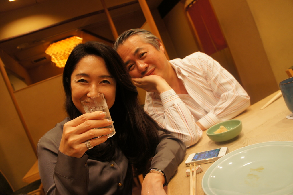 JapanDiary@BerlinVol.11 ノブ君と日本で初めてのお寿司!_c0180686_20313347.jpg