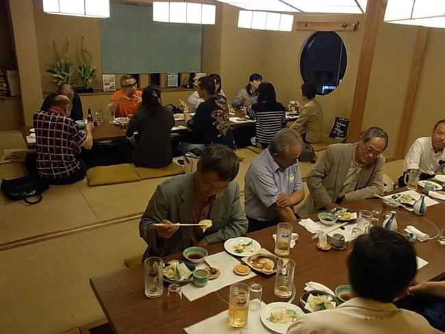 愛媛県建築士会松山支部南地区総会が開催されました!_b0186200_163675.jpg